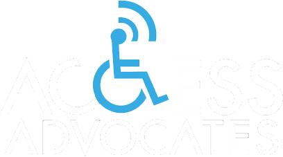 Access Advocates logo